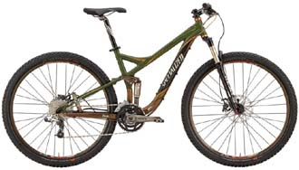 Stumpjumper FSR 29er - click for larger picture